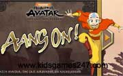 Miniclip game Aang on