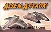 Miniclip game Alienattack