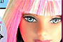 Miniclip game Barbie Defilede