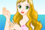 Miniclip game Barbie Dress Up 50