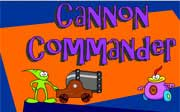 Miniclip game Cannon commander