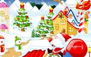 Miniclip game Christmas in the city