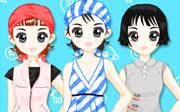 Miniclip game Dress Up 011