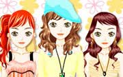 Miniclip game Dress Up 062