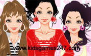 Miniclip game Dress Up 45