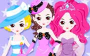 Miniclip game Dress up 002