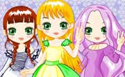Miniclip game Dress up 005