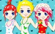 Miniclip game Dress up 010