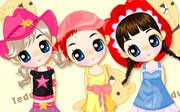 Miniclip game Dress up 014