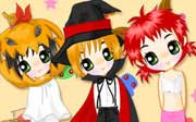 Miniclip game Dress up 019