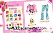 Miniclip game Dress up 029