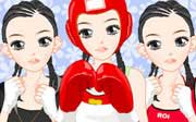 Miniclip game Dress up 031