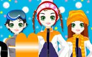 Miniclip game Dress up 037
