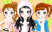 Miniclip game Dress up 040