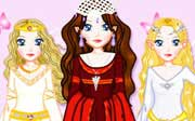 Miniclip game Dress up 041