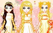 Miniclip game Dress up 043