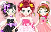 Miniclip game Dress up 046