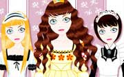 Miniclip game Dress up 054