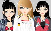 Miniclip game Dress up 055