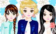 Miniclip game Dress up 057