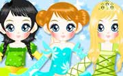 Miniclip game Dress up 058