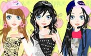 Miniclip game Dress up 061