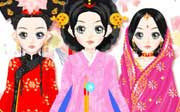 Miniclip game Dress up 070