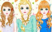 Miniclip game Dress up 071