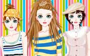 Miniclip game Dress up 080