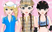 Miniclip game Dress up 081