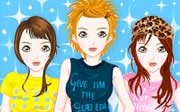 Miniclip game Dress up 083