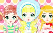 Miniclip game Dress up 084