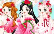 Miniclip game Dress up 087