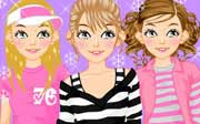 Miniclip game Dress up 089