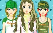 Miniclip game Dress up 091