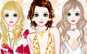 Miniclip game Dress up 092