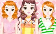 Miniclip game Dress up 095