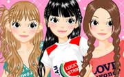 Miniclip game Dress up 112