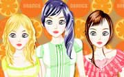 Miniclip game Dress up 114