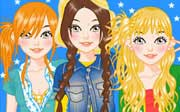 Miniclip game Dress up 121