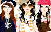 Miniclip game Dress up 129