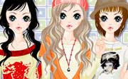 Miniclip game Dress up 131