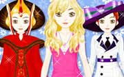 Miniclip game Dress up 138