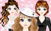 Miniclip game Dress up 145