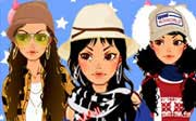 Miniclip game Dress up 154