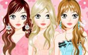Miniclip game Dress up 157