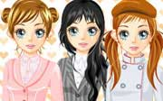 Miniclip game Dress up 160