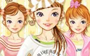 Miniclip game Dress up 164