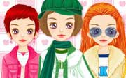 Miniclip game Dress up 167
