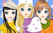 Miniclip game Dress up 170